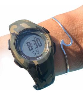 Reloj Tressa Marea Digital Sumergible Novedad !! Casa Tagger