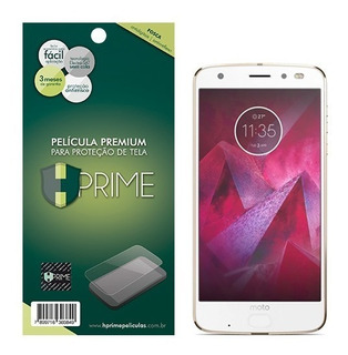 Película Hprime Invisível Ou Fosca Motorola Moto Z2 Force