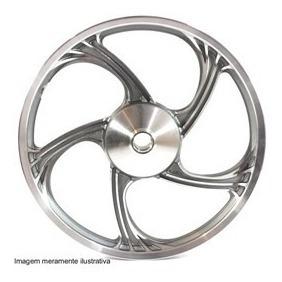 Roda Aluminio Dianteira Temco Icarus Cinza Cg 125 Ks 00 A 08