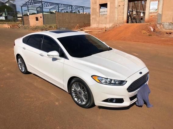Ford Fusion 2015 2.0 Gtdi Titanium Awd Aut. 4p