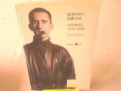 Livro Poemas 1913 - 1956 Berlot Brecht