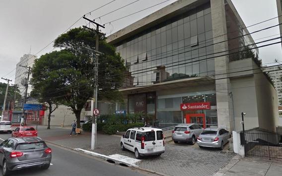 Conjunto Em Pinheiros, São Paulo/sp De 521m² Para Locação R$ 41.680,00/mes - Cj352383