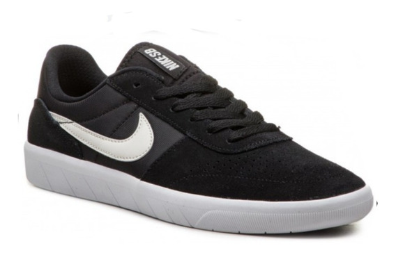 Zapatillas Nike Sb Team Classic Black/light Bone-whit Hombre