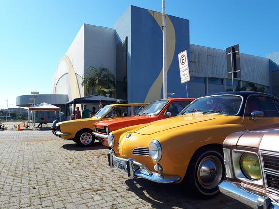 Volkswagen Karmann Ghia Ano 1964 - Motor 1.300 Original
