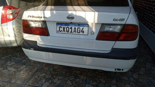 Nissan Primera 1998 2.0 Gxe 4p