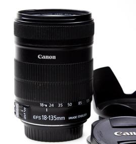 Lente Canon Ef-s 18-135mm Is