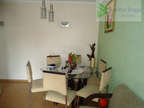 Apartamento Padrão Para Venda Em Jardim Ipanema (zona Oeste) São Paulo-sp - 107