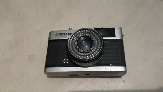 Câmera Fotográfica Olympus Trip 35 Antiga