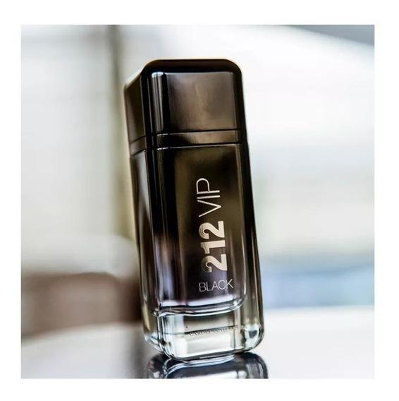 Decant Amostra Perfume De 5ml 212 Vip Black Carolina Herrera