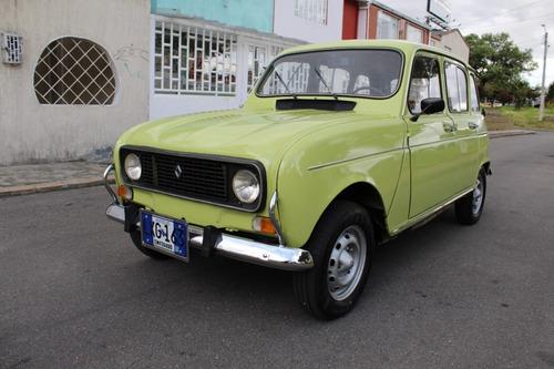 Renault R4 1.0 Plus 25