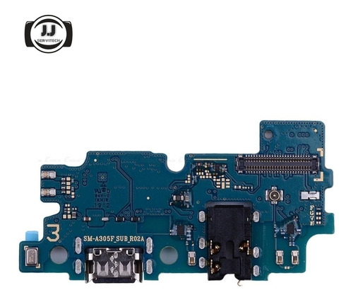 Flex Pin De Carga Micrófono Samsung A30 Sm305 Sm-305 Origina