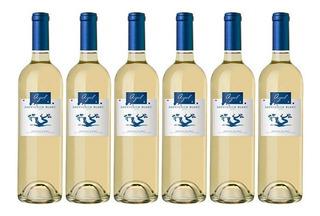 Vino La Azul Sauvignon Blanc X750cc Caja X6