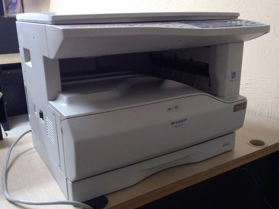 Impressora Multifuncional Copiadora Sharp Ar-5220 A3 Scaner