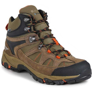 Botas Hi Tec Trekking Hombre Impermeables Montaña Cuotas
