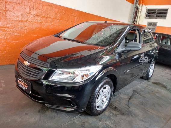 Chevrolet Onix Ls 1.0 Flex 2016 Preto
