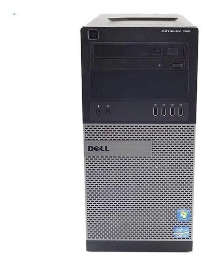 Cpu Dell 790 Core I5 8gb Ddr3 Hd 500 + Monitor 17