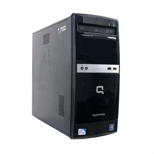 Imagem 1 de 5 de Computador Hp Compaq 300b Mt  E8500 3,16ghz 4gb Ram 500gb Hd