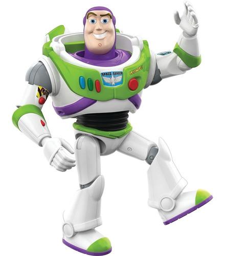 Imagen 1 de 5 de Toy Story  Buzz Lightyear Carl Articulado  Mattel Bestoys