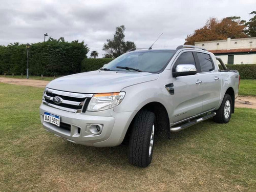 Ford Ranger 3.2 Cd 4x4 Limited Ci 2015