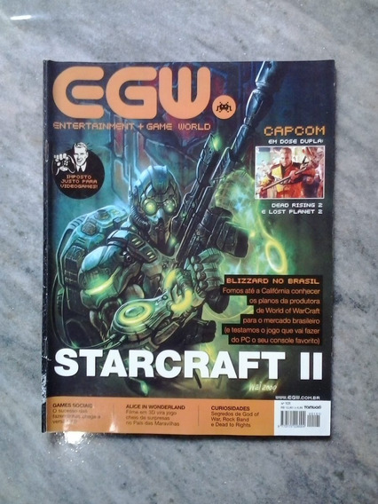 Egw - Nº.101 Starcraft 2