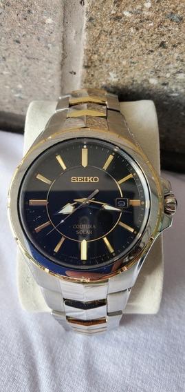 Relógio Seiko Coutura Solar