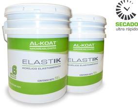 Impermeabilizante Acrilico Al-koat 4 Años