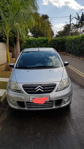 Citroën C3 1.4 8v Exclusive Flex 5p 2009
