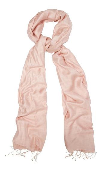 Pashmina Chal Bufanda Lorelei Pink Miscellaneous By Caff