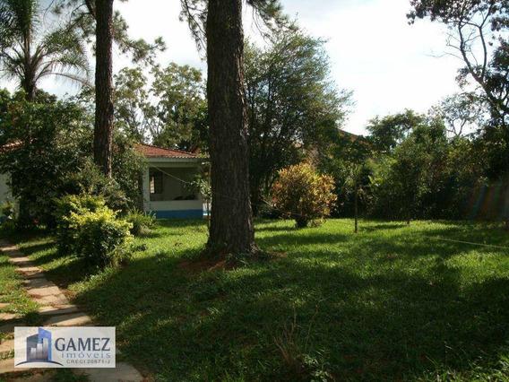 Chácara Residencial À Venda, Jardim Dos Pinheiros, Atibaia - Ch0027. - Ch0027