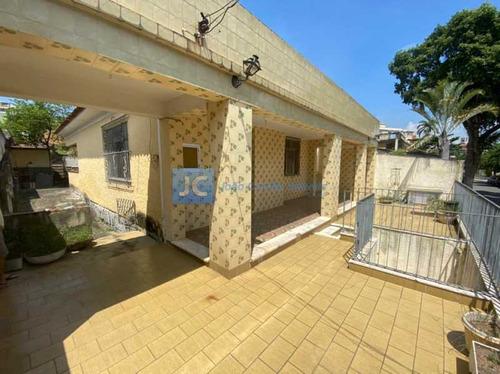 Casa De Rua-à Venda-vila Valqueire-rio De Janeiro - Cbca00004