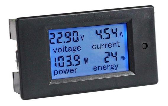 Medidor De Consumo Electrico Watts Amperaje Energia Voltaje