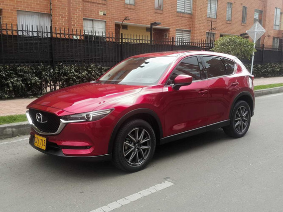 Mazda Cx5 Grand Touring Lx Tp 2500 4x4 Ct Tc Fe