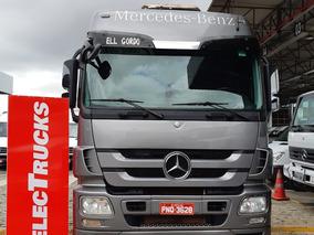 Mb Actros 2646 6x4 Motor Em Linha Nacional Selectrucks