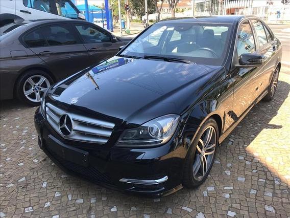 Mercedes-benz C 200 1.8 Cgi Turbo Sport 16v Gasolina 4p Auto