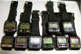 Argentina En Libre Relojes Retro Juego Reloj Casio Mercado OZPiXTwku