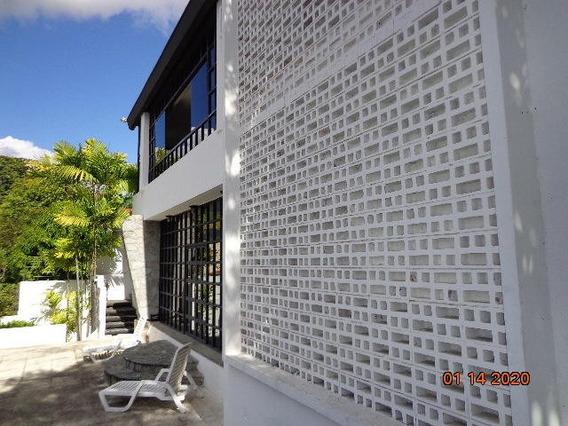 Casa En Sta Monica 20-10093 Yanet 0414-0195648