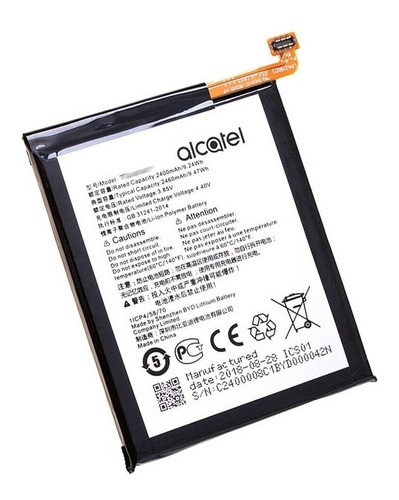 Bateria Pila Alcatel Tlp024c7 Alcatel 1v 5001 Sabana Grande