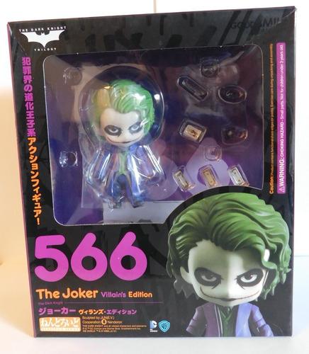 Figura Nendoroid The Joker ( El Guasón )