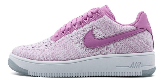 Tenis Nike Air Force 1 Flyknit Low Mujer Af1