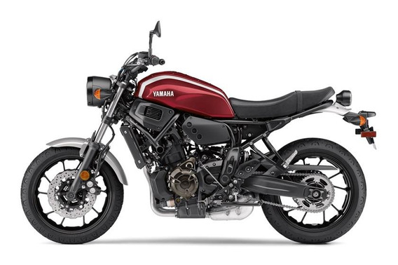 Yamaha Xsr 700 En Motolandia