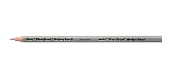 Lapiz Para Soldador Resistente Al Calor Markal Silver Streak