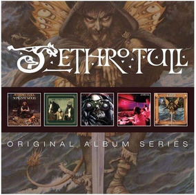 Jethro Tull - Original Album Series 5cds - Europeu
