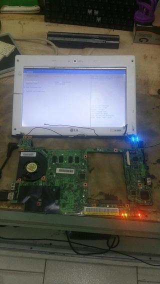 Placa Do Netbook Lg X110