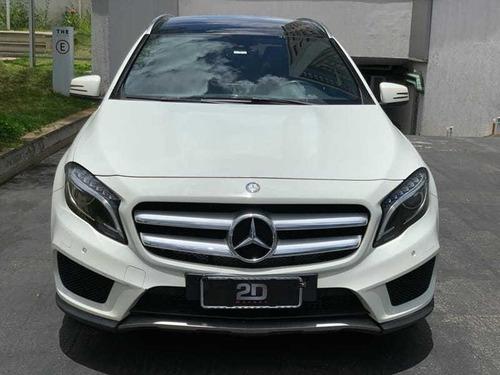 Mercedes Benz Gla 250 2.0 16v Sport Tb 4x2 221cv -2016/