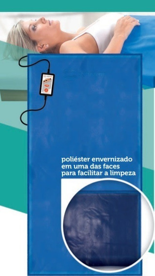 Manta Térmica Estética Redução 1,40x0,70 Smart Styllus Term