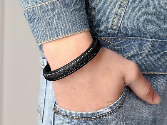 Linha Fashion Hoss - Couro Trançada 210mm