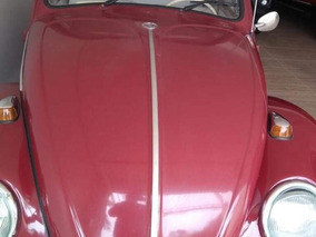 Fusca 1.3 8v Gasolina 2p Manual