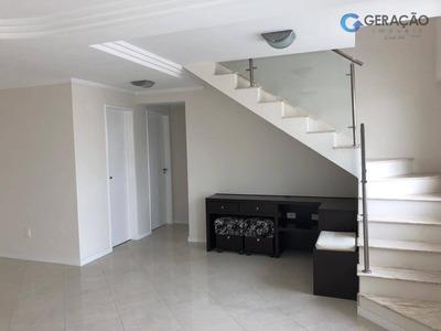 Cobertura Com 3 Dormitórios À Venda, 180 M² Por R$ 800.000 - Jardim Aquarius - São José Dos Campos/sp - Co0198