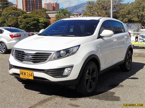 Kia New Sportage Revolution 4x2