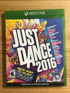 Just Dance 2016 Físico Para Xbox One Como Nuevo Kinect